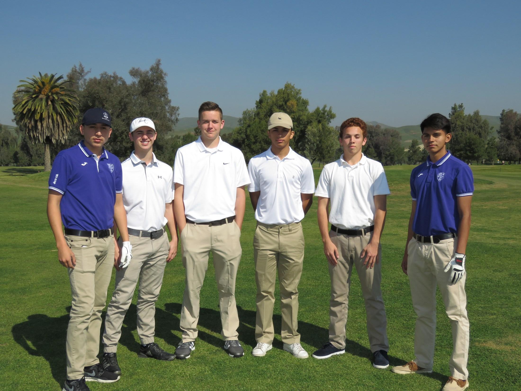 RHS Boys Golf