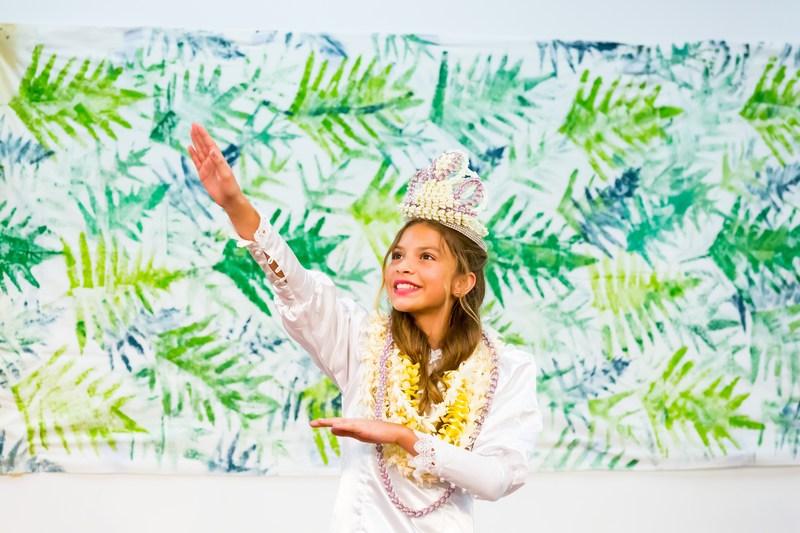 Kilauea School May Day 2018