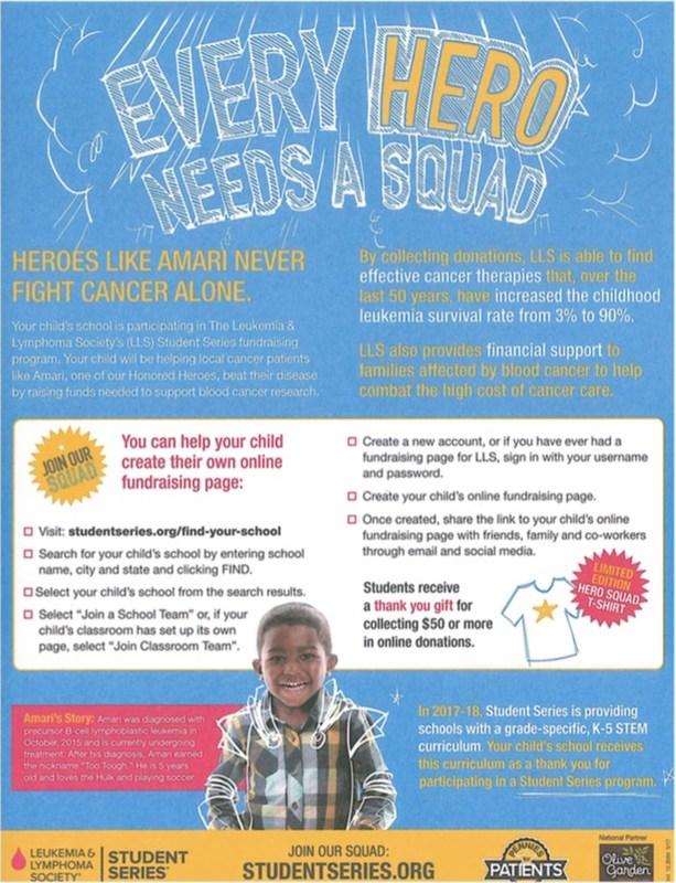 Leukemia & Lymphoma Society's Student Series Campaign Thumbnail Image
