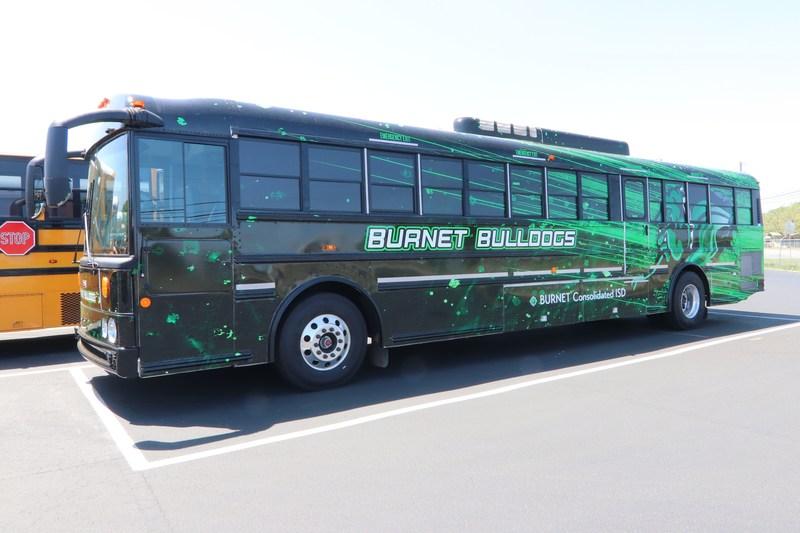 Activity Buses Join BCISD Fleet Thumbnail Image