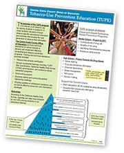 TUPE Flyer