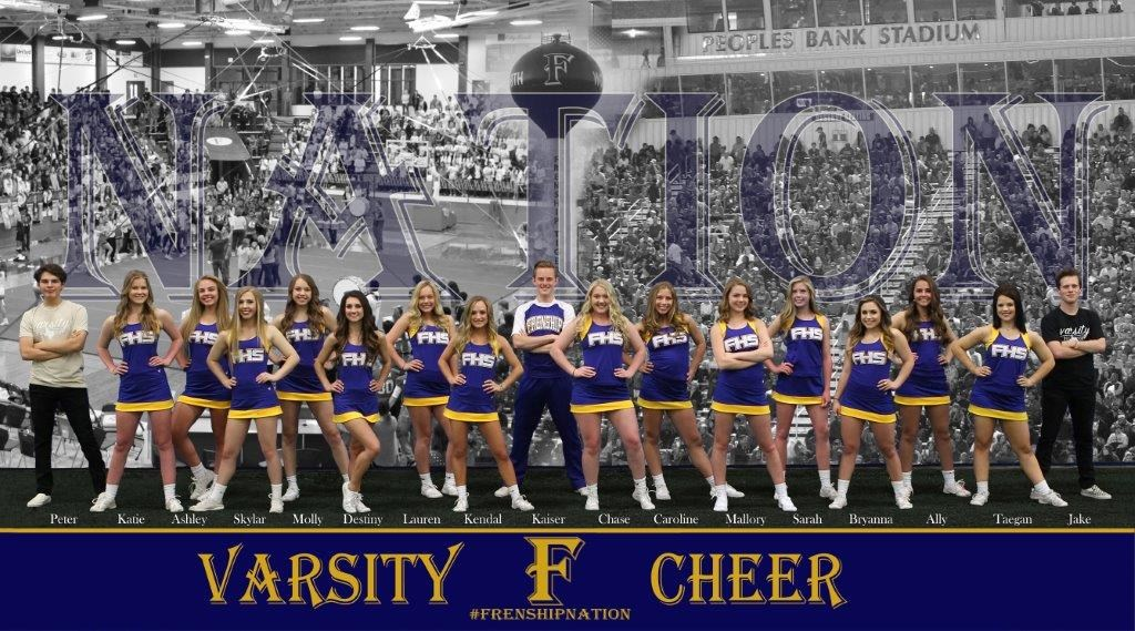 2017 Varsity Cheer Poster