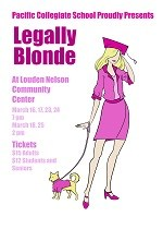 PCS Spring Musical- Legally Blonde Thumbnail Image