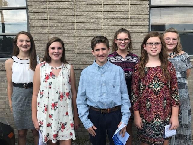 Chorus Honors 2017