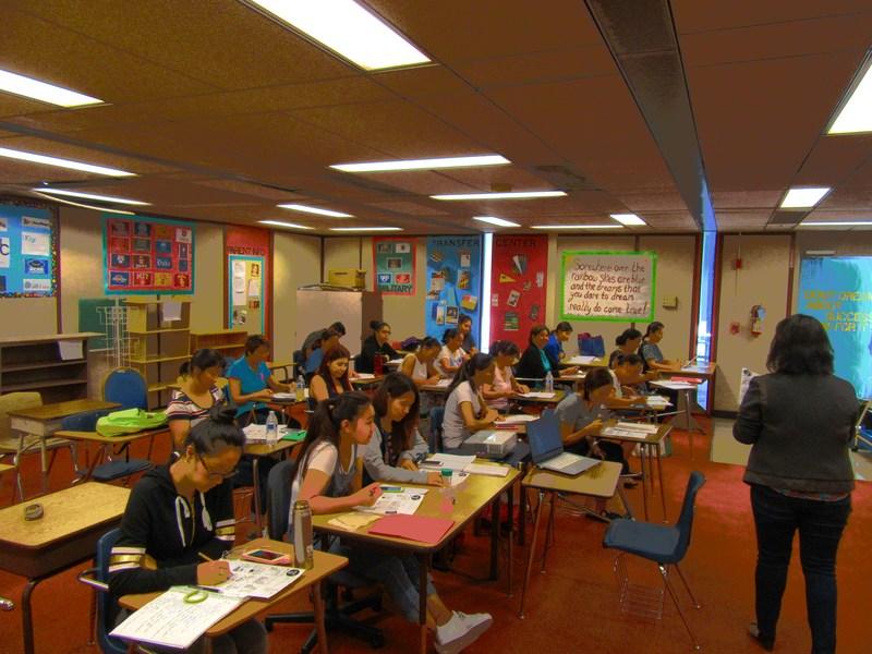 Northrup presents: English classes for Parents Thumbnail Image