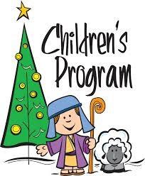 preschool christmas program dec 15