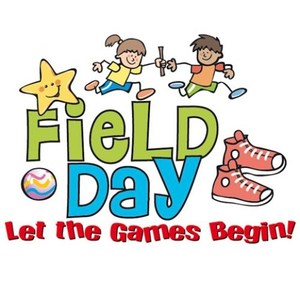 Field Day Cartoon Images