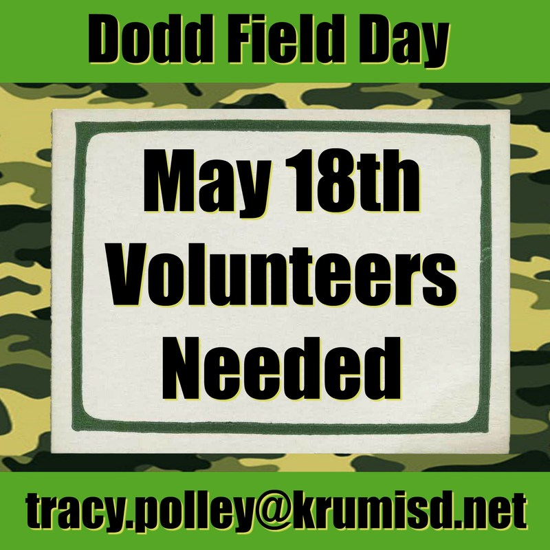 Dodd Field Day Set for May 18th Thumbnail Image