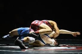 wrestlin pin