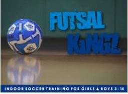 Indoor Soccer flyer