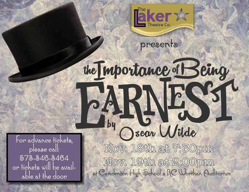 the Importance of Being Earnest Featured Photo