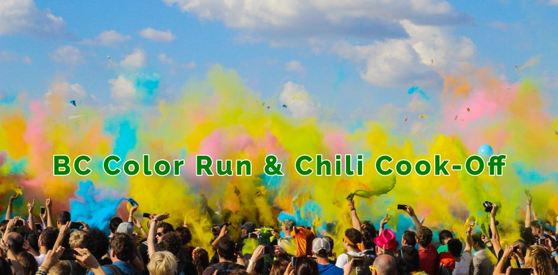 Color Run & Chili Cook-off Featured Photo