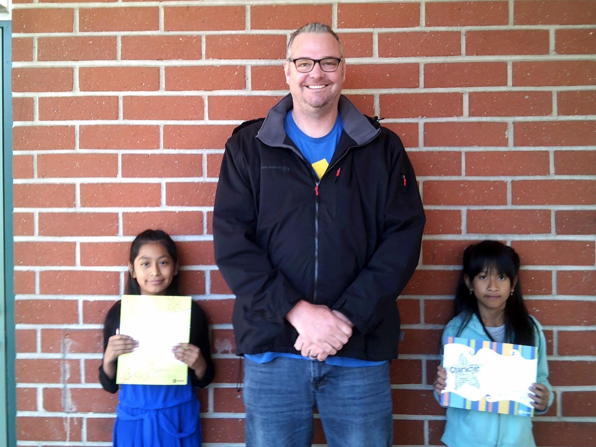 Mr. V's February Honorees