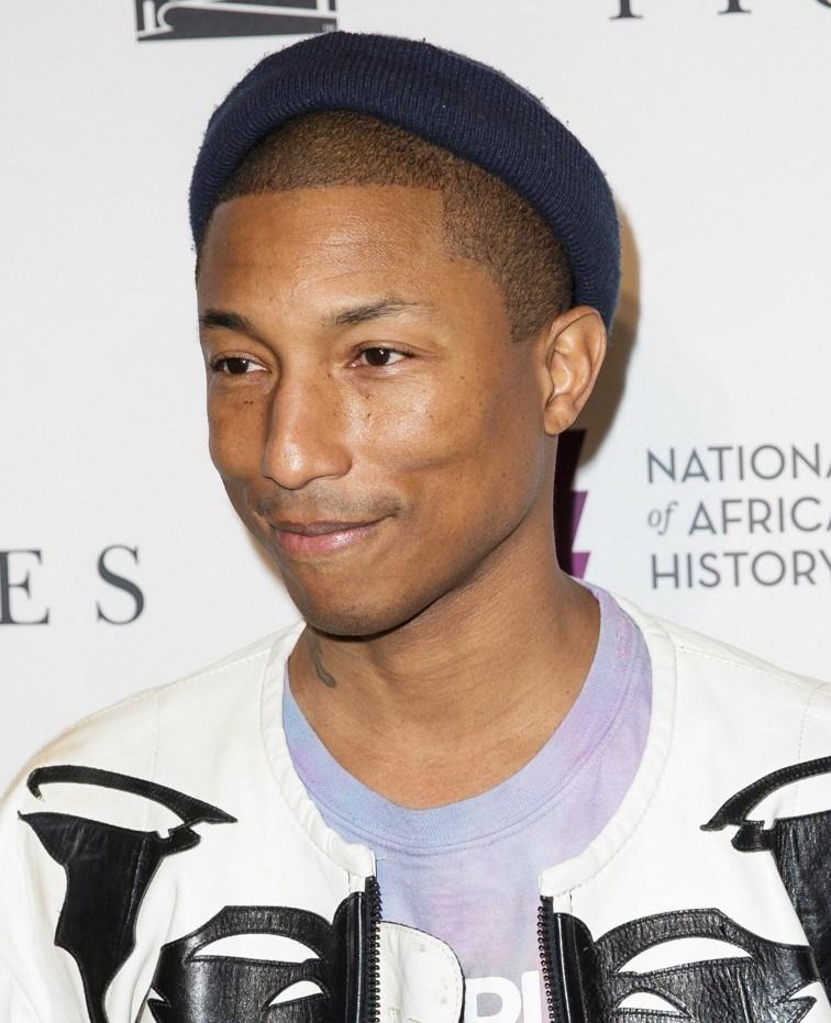 A photo of Pharrell Williams