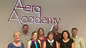 KHSD science teachers at Aera Energy