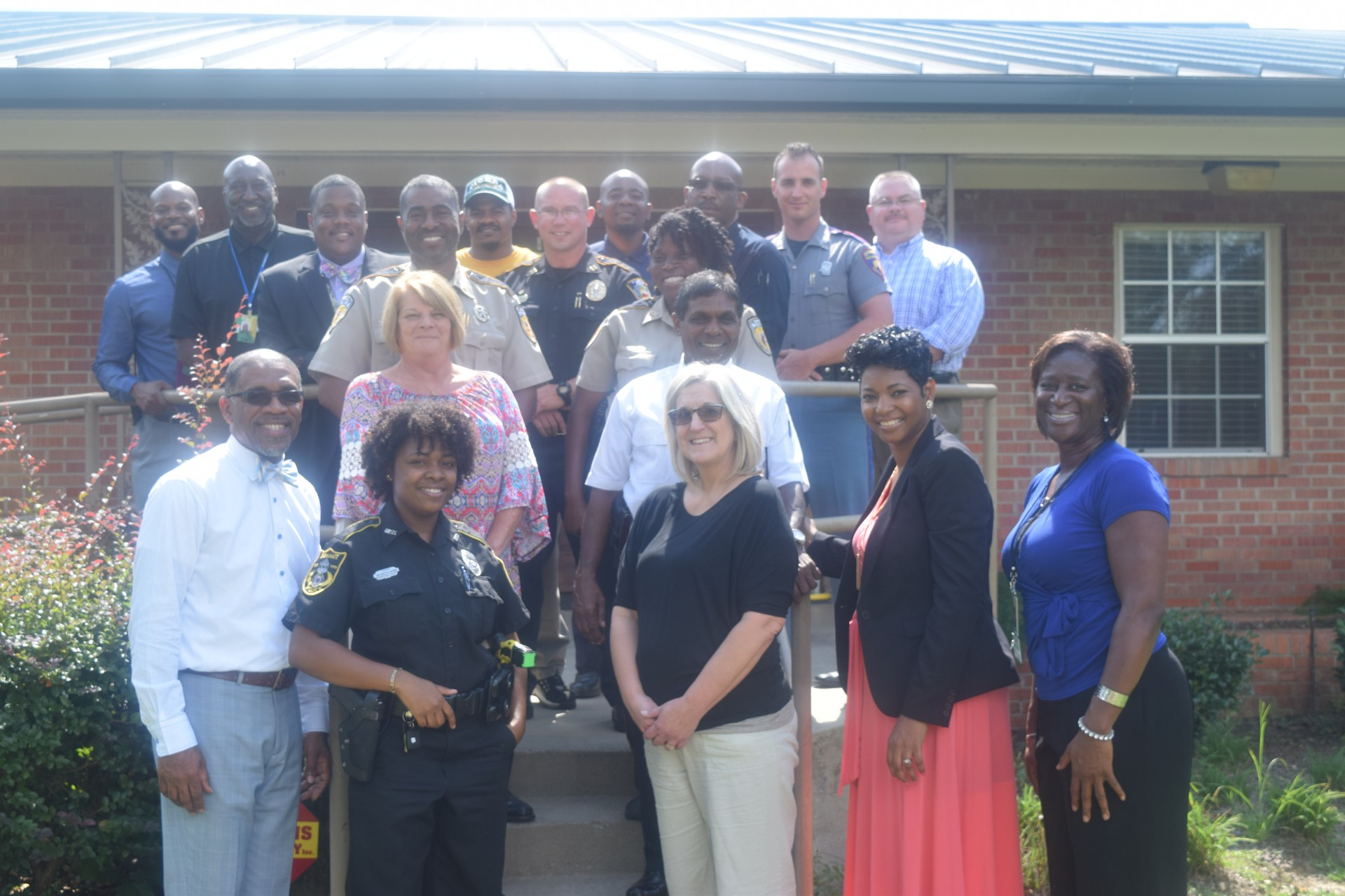 McComb School District PIE Law Enforcement Taskforce 2018