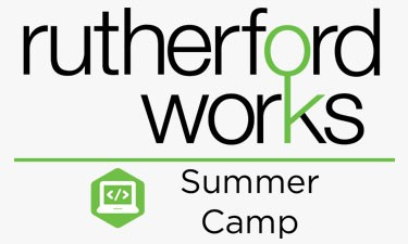 Rutherford Works 2018 Summer Camp Information Thumbnail Image