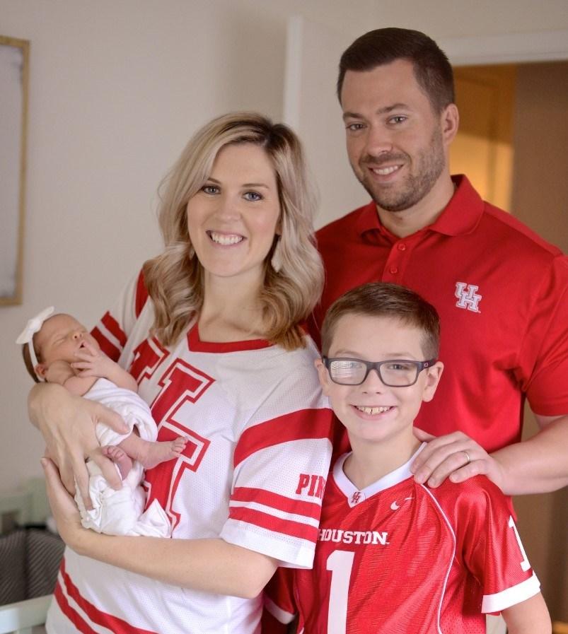 Rachel Sherman's family