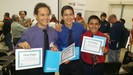 Chevron Design Challenge winners