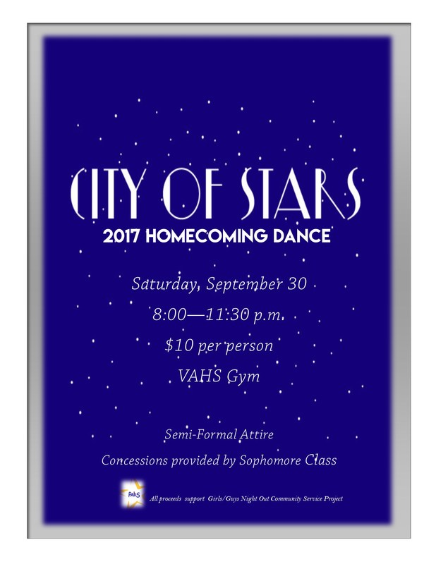 Homecoming Dance! Thumbnail Image
