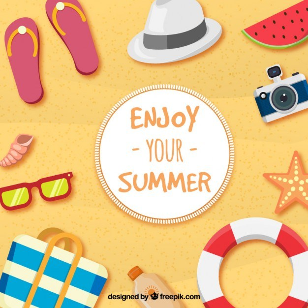 Have a safe and happy summer vacation! Thumbnail Image