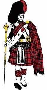 Marching Highlander