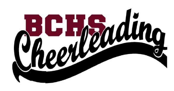 BCHS Cheer Logo
