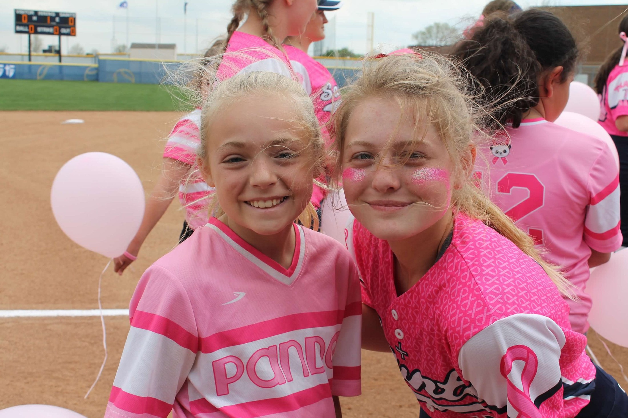 Pink Out – Softball – Saint Thomas Aquinas High School