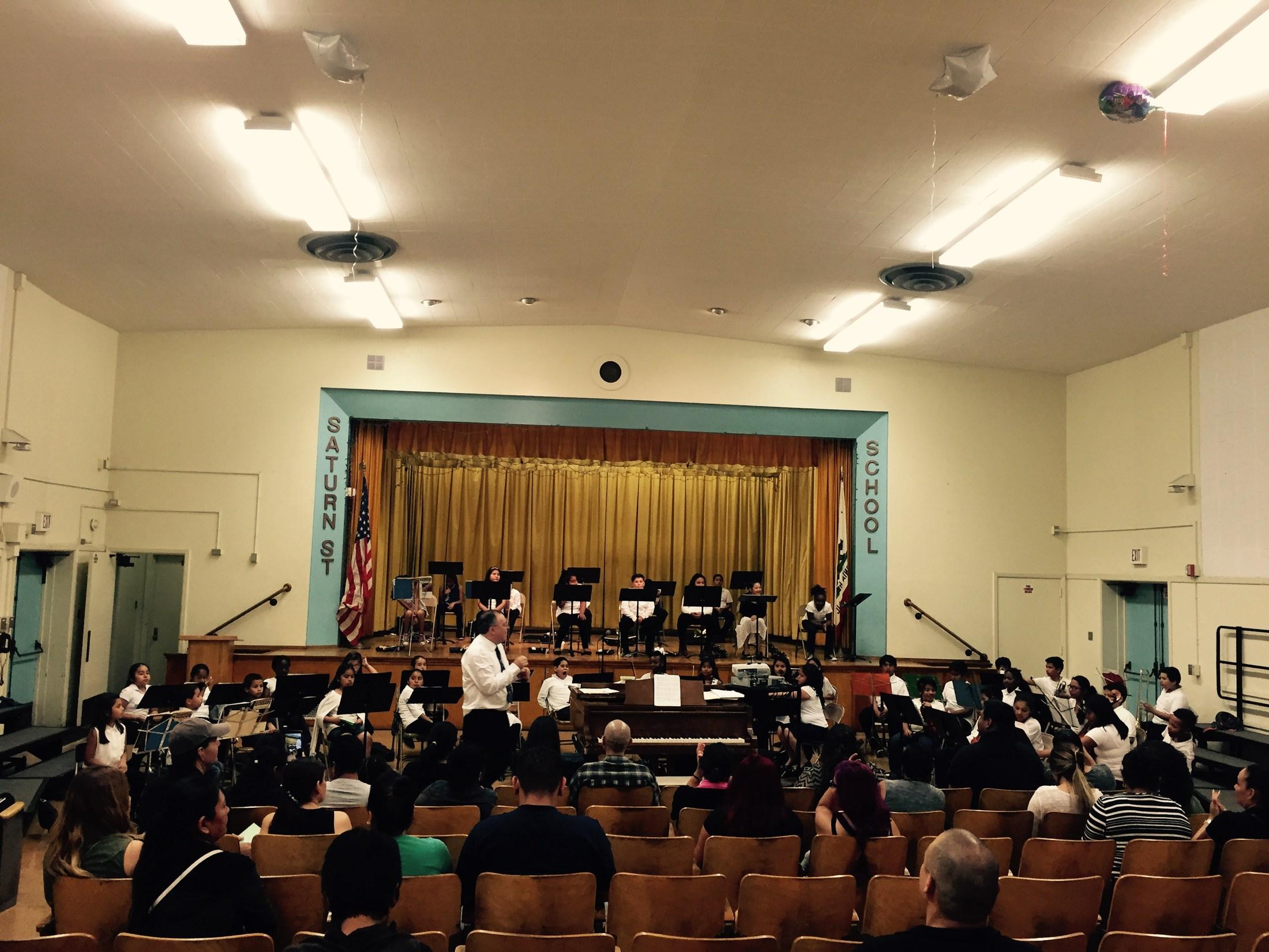 Special Programs – Academics – Saturn Street Elementary School