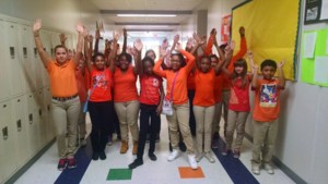 Unity Day - students