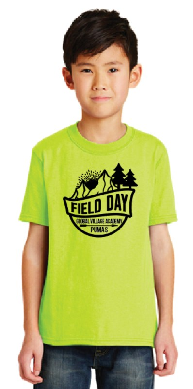 GVA Northglenn field day t-shirt