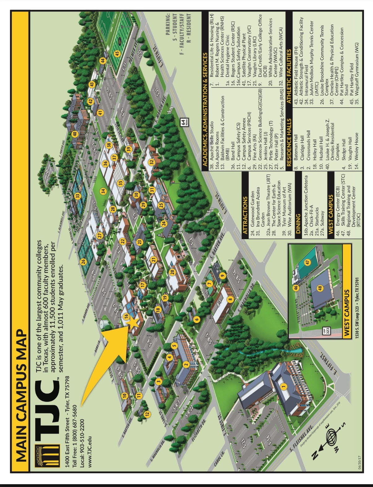 Tjc Campus Map Tjc Campus Map   Earth Map