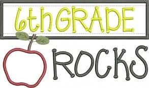 6th Grade Rocks