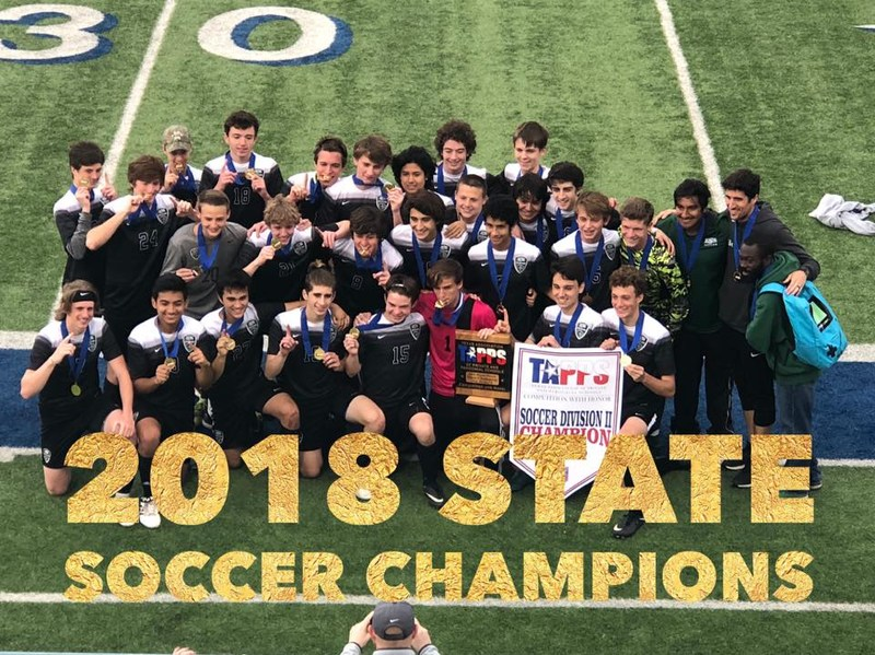 LSA Boys Soccer Team Wins State Thumbnail Image