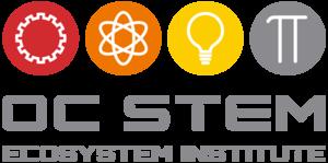 OC STEM ecosystem institute graphic.