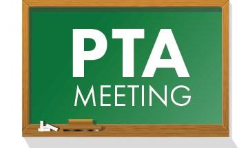 PTA Meeting, May 23rd, 2018 Thumbnail Image