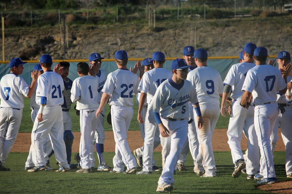 Beaumont High School Baseball Team