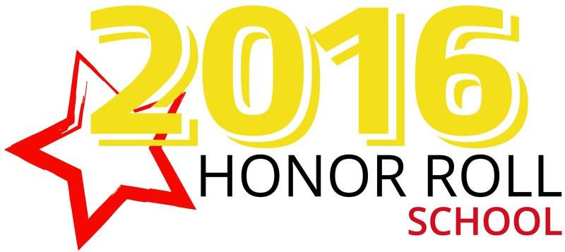 2016 Honor Roll School logo