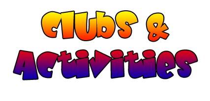 clubs & activites