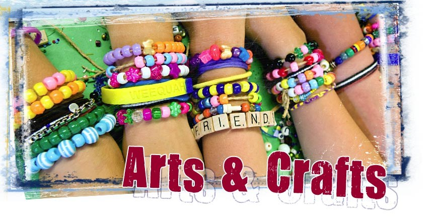 Arts & Crafts Program