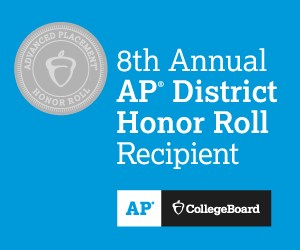 8th Annual AP District Honor Roll