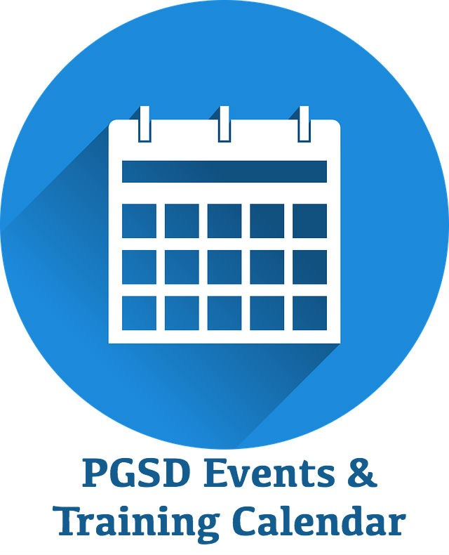 Events and Training Calendar