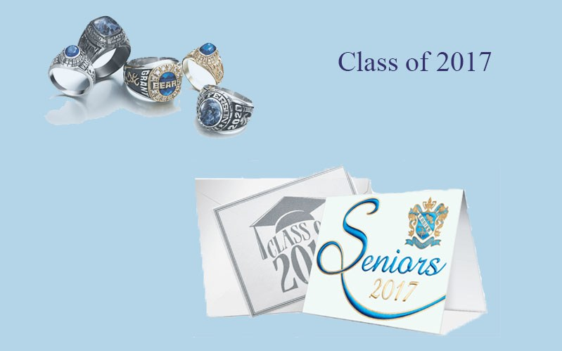 Class of 2017, Announcement and Class Ring orders Thumbnail Image