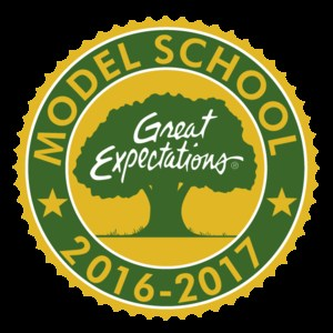 GE Model School Badge.png