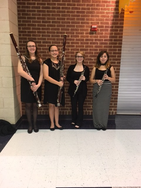 HS Band Members 1st Division Ratings at UIL Solo/Ensemble Contest Thumbnail Image