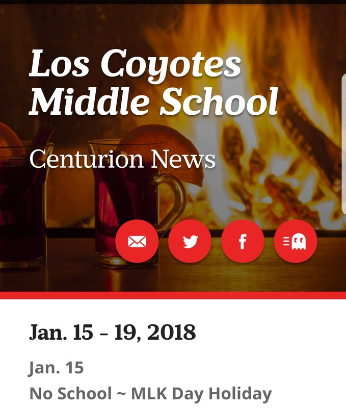 This week at LCMS! Featured Photo