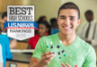 Best High Schools graphic