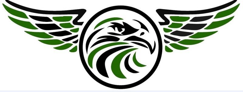 AMJH Falcon Logo