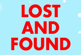 Lost and Found Featured Photo