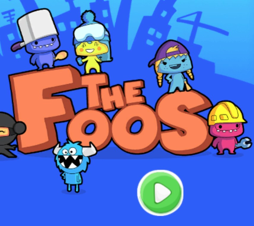 Foos CodeSpark Coding game